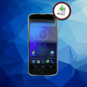 Datensicherung Handy Reparatur