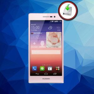 Huawei P7 Datensicherung
