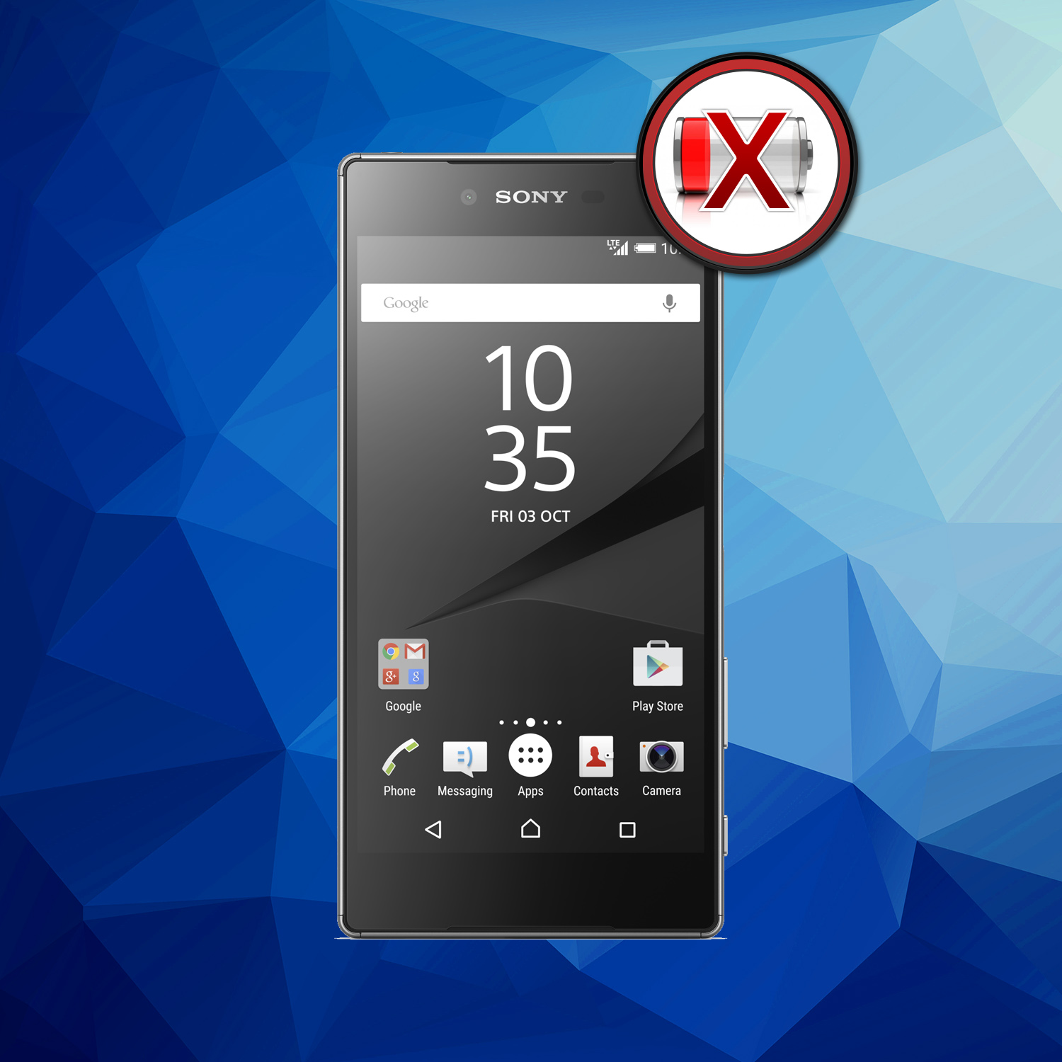 sony xperia z1 compact akku wechsel edv repair. Black Bedroom Furniture Sets. Home Design Ideas