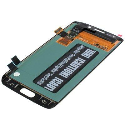 Samsung G925f S6 Edge Display Einheit Schwarz Or 2 Edv Repair