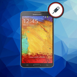Samsung Note 3 Ladebuchse Reparatur