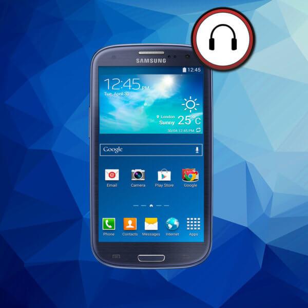 Samsung S3 Hörmuschel Reparatur