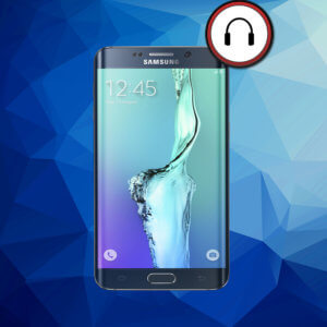 Samsung Hörmuschel Reparatur