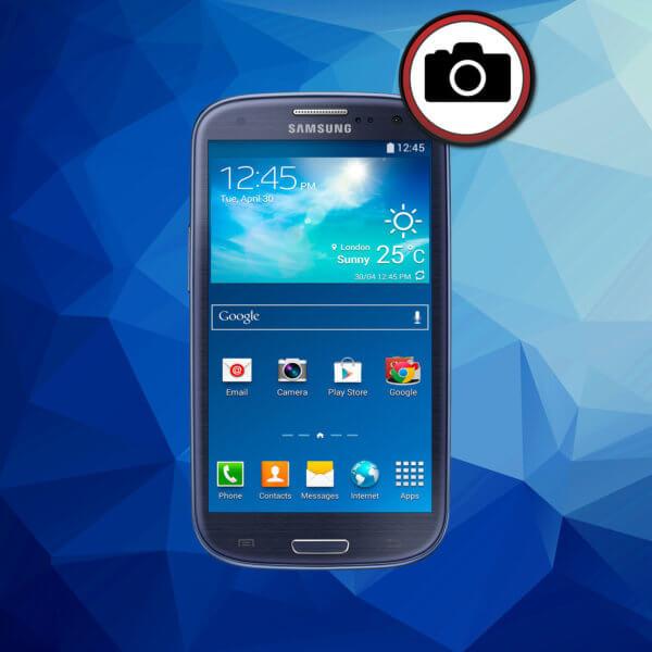 Samsung S3 Kamera Reparatur