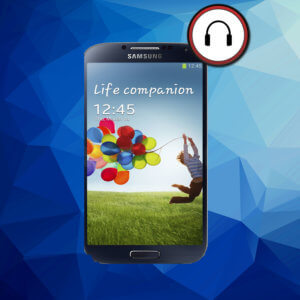 Samsung S4 Kopfhörer Reparatur