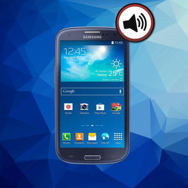 Samsung S3 Lautsprecher Reparatur