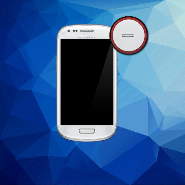 Samsung Lautsprecher Handy Reparatur EDV-Repair