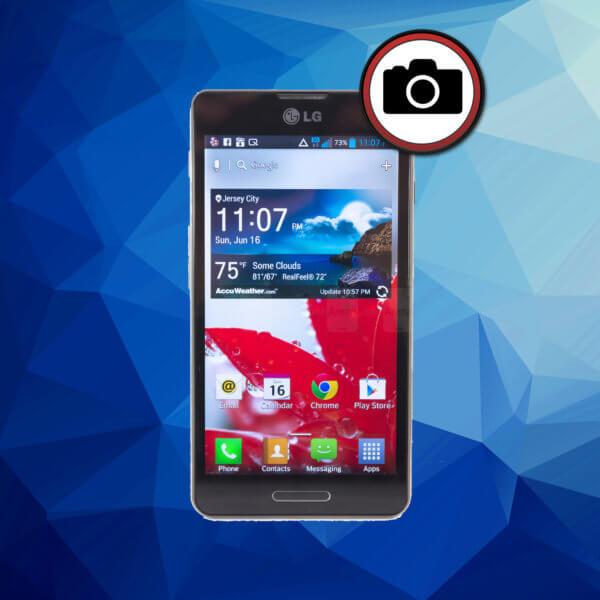 LG F7 Kamera Reparatur