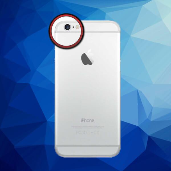 iPhone 7 Plus Kamera Linse