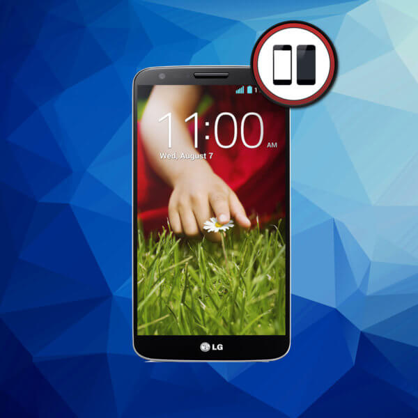 LG G6 Backcover Austausch