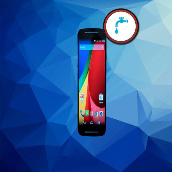 Motorola Moto G2 Wasserschadenreinigung