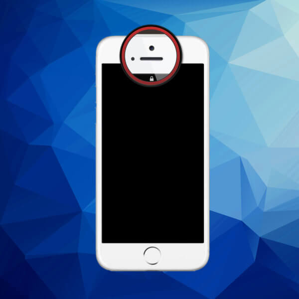 iPhone 8 Plus Ohrmuschel Reparatur