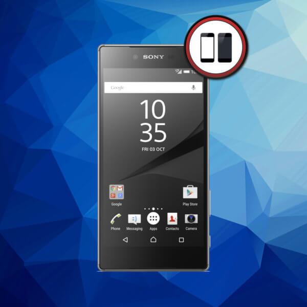 Sony Xperia XA Ultra Backcover Austausch