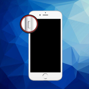 iPhone X On/Off Taste Reparatur