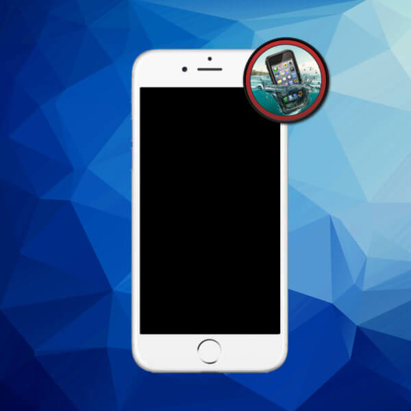 iPhone X Wasserschaden Handy Reparatur