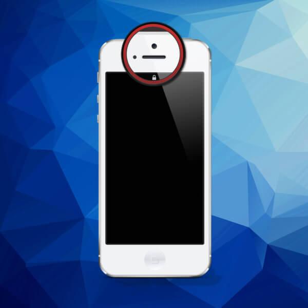 iPhone 5c Frontkamera Austausch