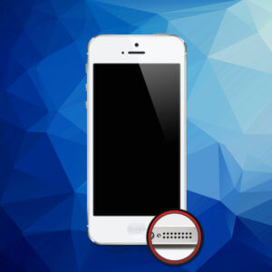 iPhone 5c Lautsprecher Austausch