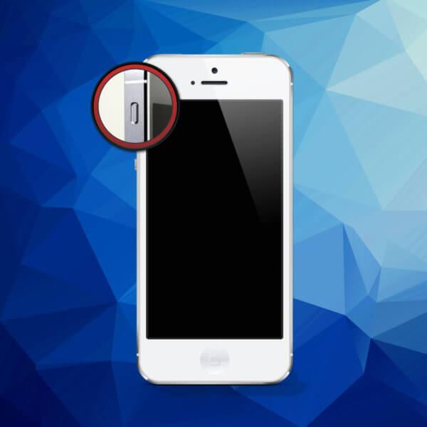 iPhone 5c Lautstärketasten Austausch