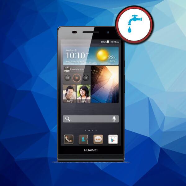 Nokia 6 2017 Wasserschadenreinigung