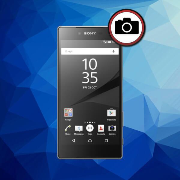 Sony Xperia X Kamera Austausch