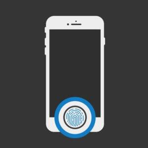 Samsung S8 Plus Fingerabdrucksensor
