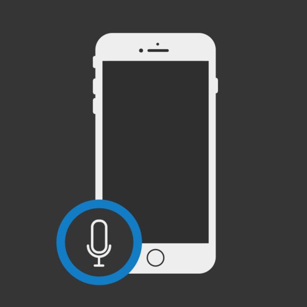 iPhone XS Mikrofon Austausch