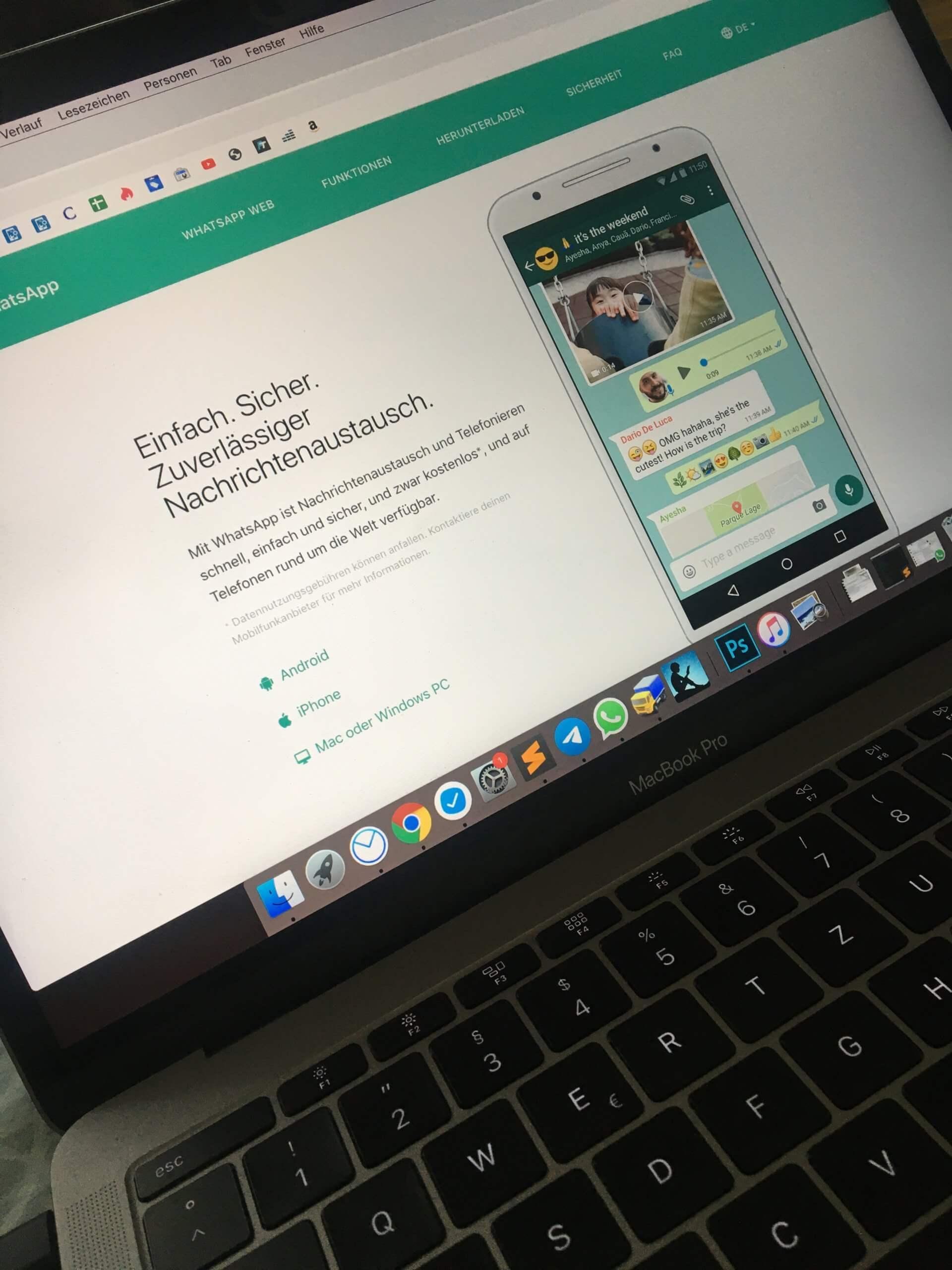 WhatsApp BackUp wiederherstellen für iOS | EDV-Repair