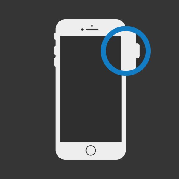 Samsung Galaxy Note 8 Powerbutton Reparatur