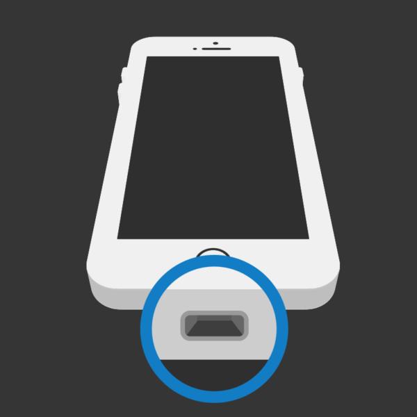 iPhone XS Ladebuchse Austausch