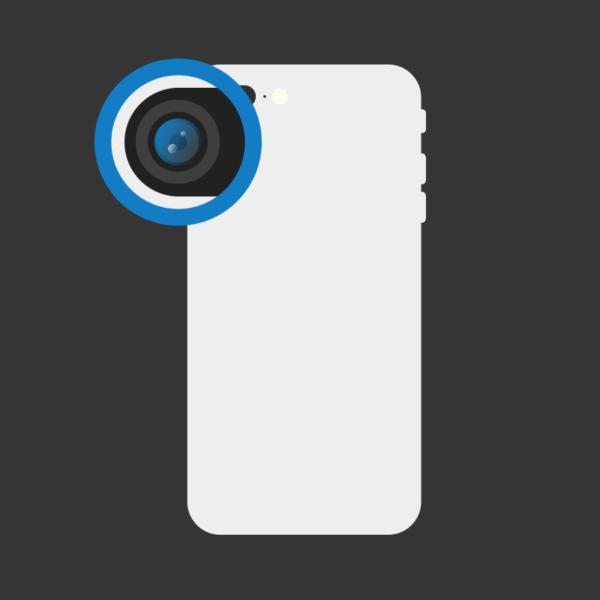 Samsung Galaxy J4 Plus Rückkameraglaslinse Austausch