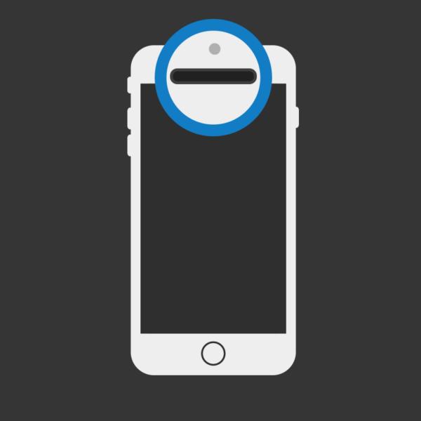 iPhone 11 Hörmuschel Austausch