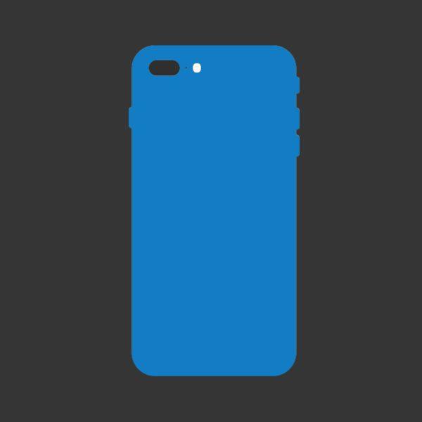Nokia 8.1 Backcover Austausch