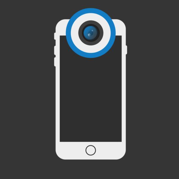 Sony Xperia X Frontkamera Austausch